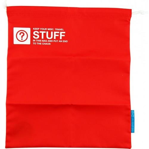 FLIGHT 001 F1 Go Clean Stuff [FLI13019R] - Red - Waterproof Bag